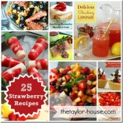 25 Strawberry Recipes