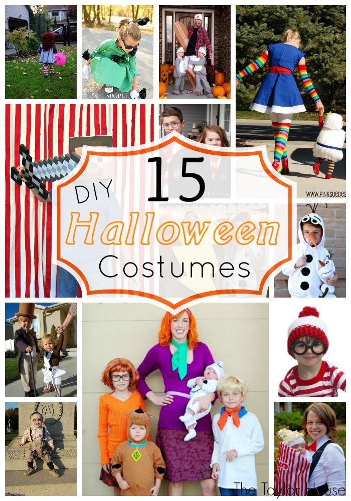 Halloween Costumes, DIY Halloween Costumes, DIY Halloween