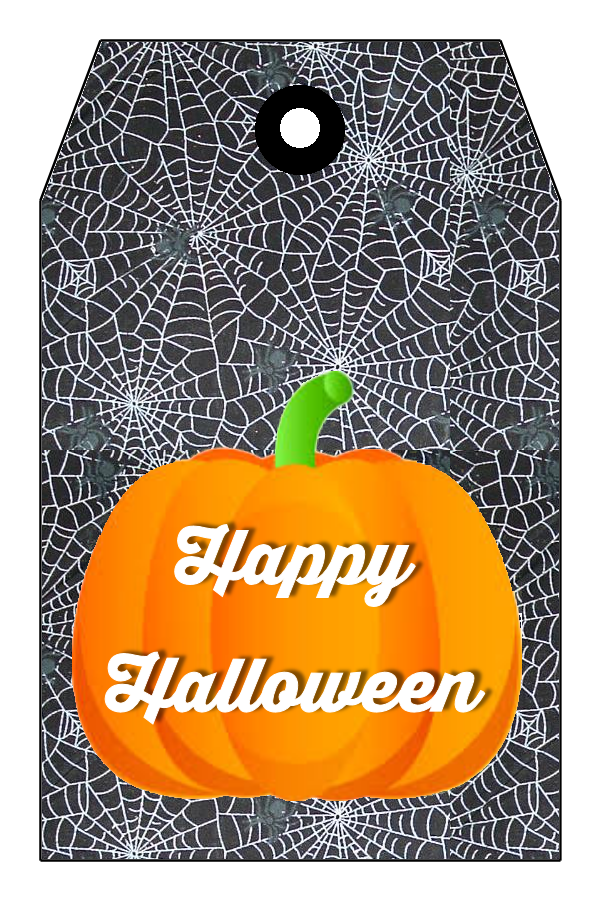 Halloween Tags-Web