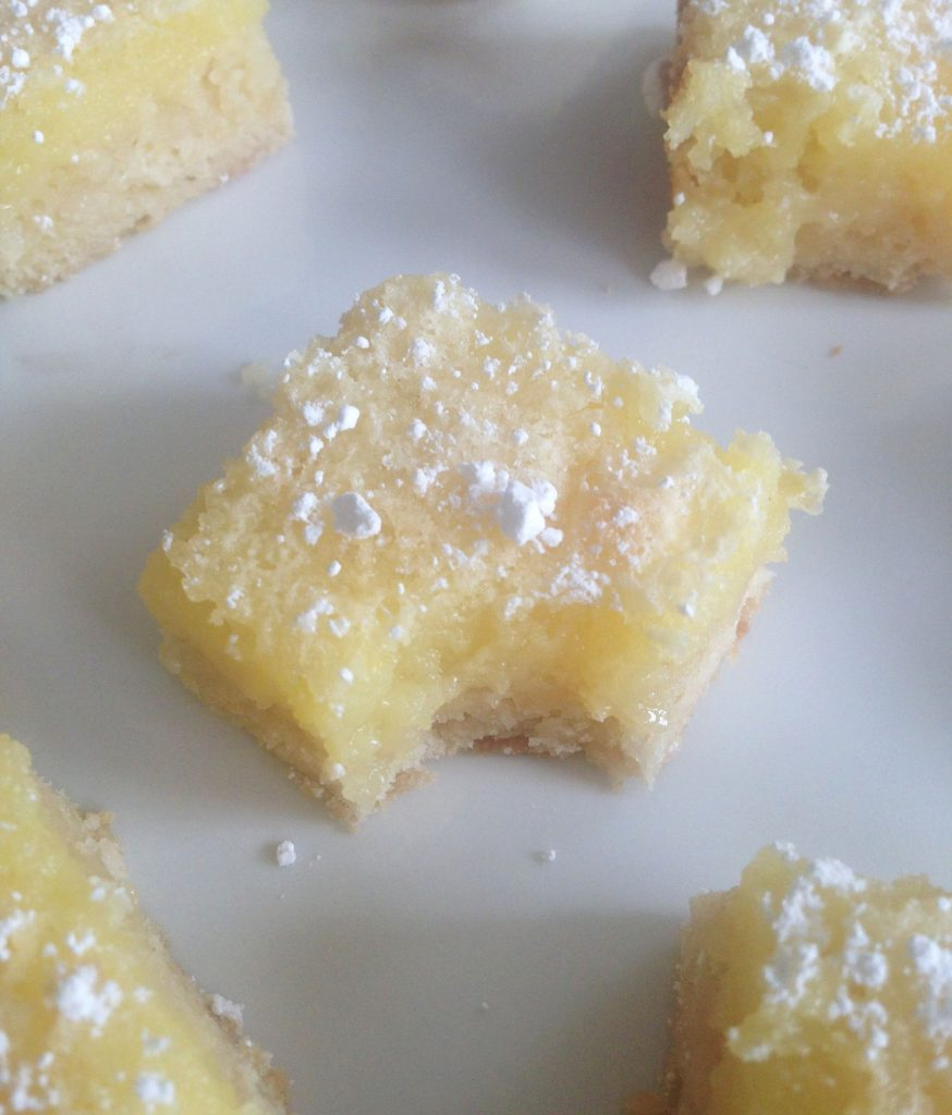 lemon bars 9