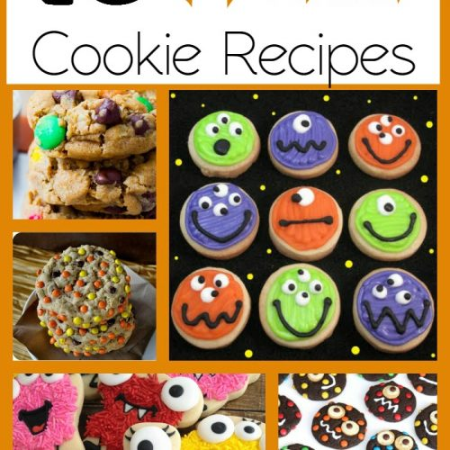 10 Monster Cookie Recipes