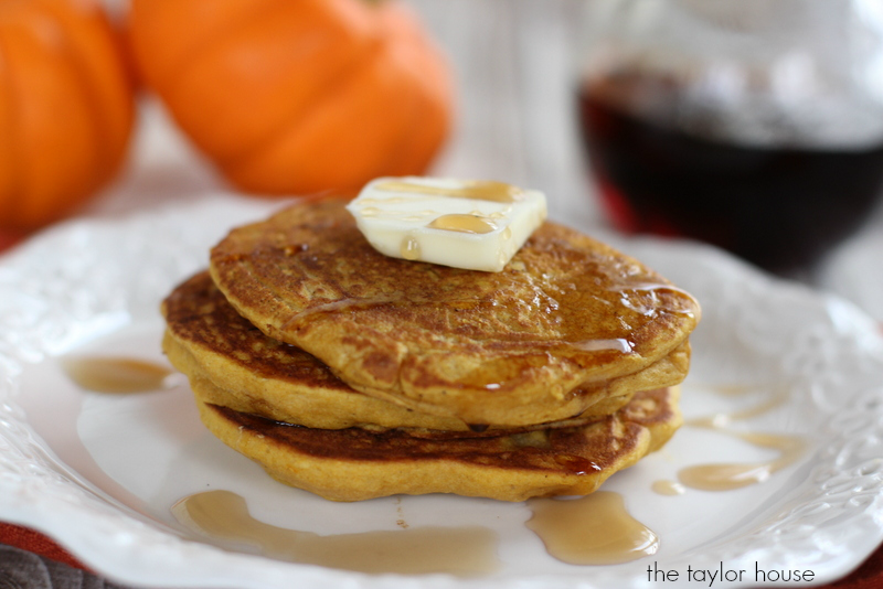 Pumpkin Butter, Pumpkin Butter Pancakes, Pumpkin Pancakes