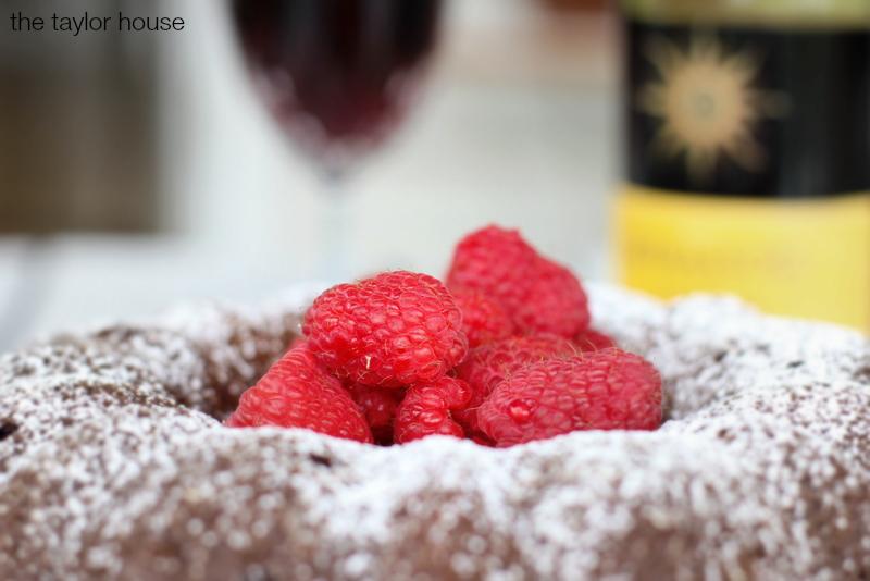 Pinot Noir Chocolate Cake, Chocolate Cake Recipe, Pinot Noir, Mirassou, Mirassou Recipes,
