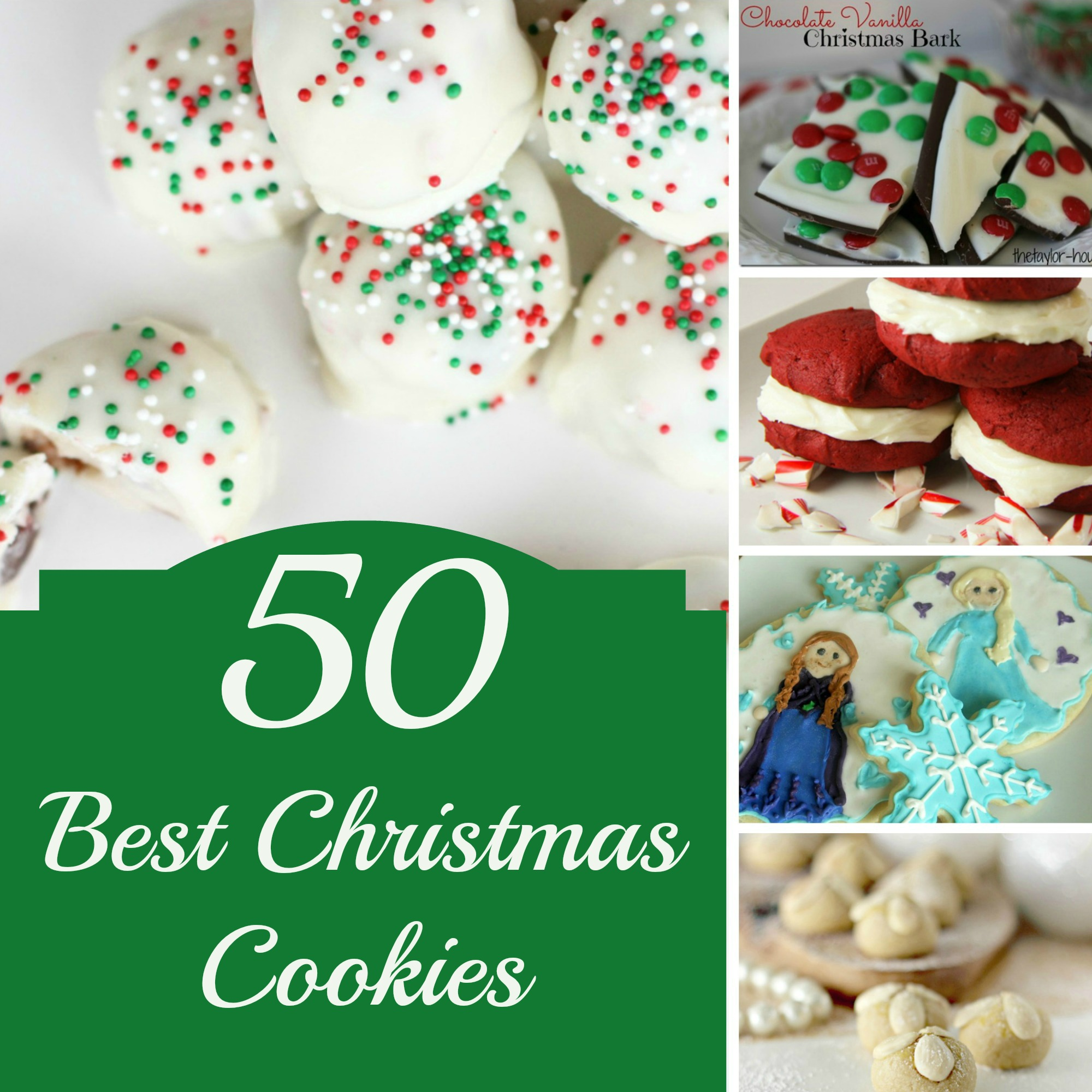 50 Best Christmas Cookies To Make This Year The Taylor House