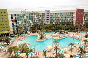 Universal Studios Orlando, Cabana Bay Beach Resort, Florida Vacations, Orlando Vacations