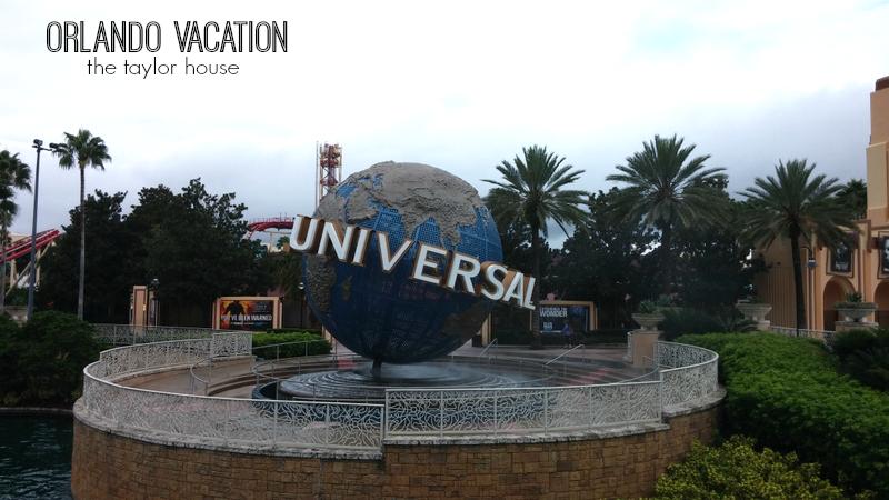 Universal Studios Orlando, Orlando Facation
