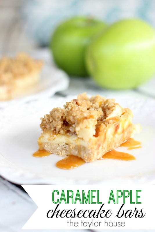 Apple Dessert, Caramel Apple Bars, Caramel Apple Cheesecake, Caramel Apples Cheesecake Bars