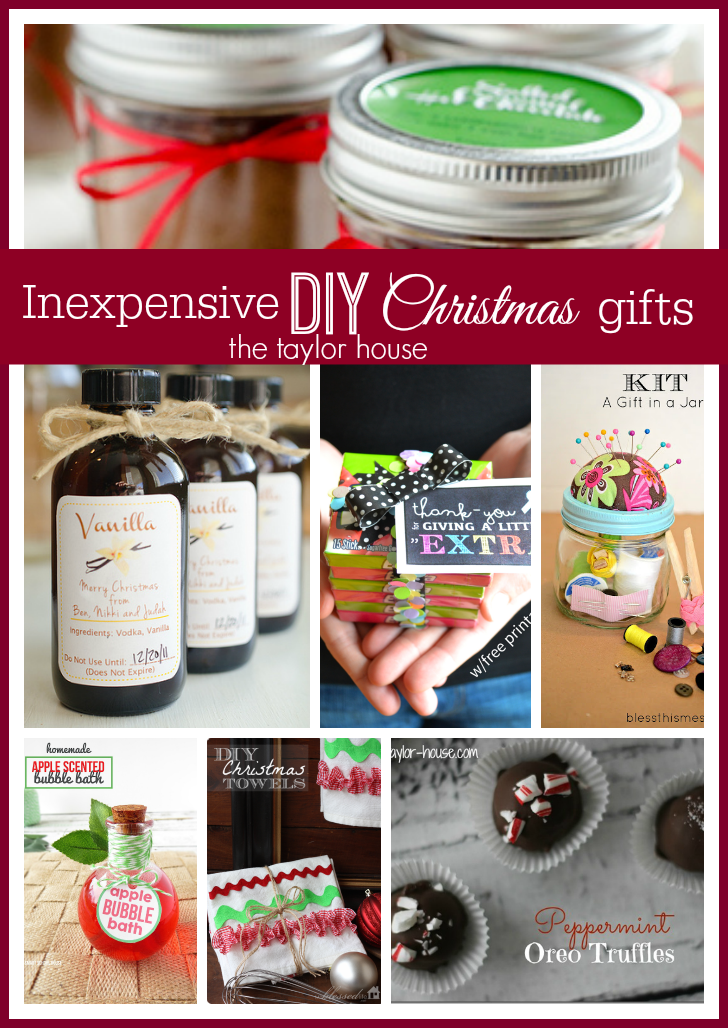 DIY Christmas Gift, DIY Gifts, Homemade Gifts