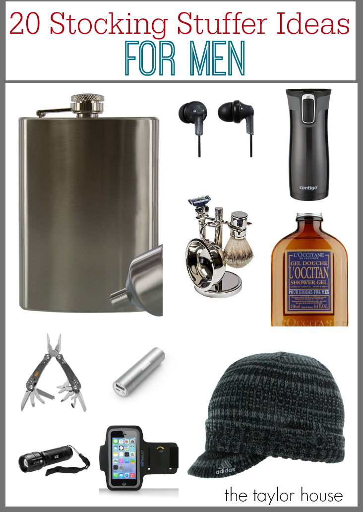 Stocking Stuffer Ideas for Men, Stocking Stuffer Gift Ideas, Gifts for Men