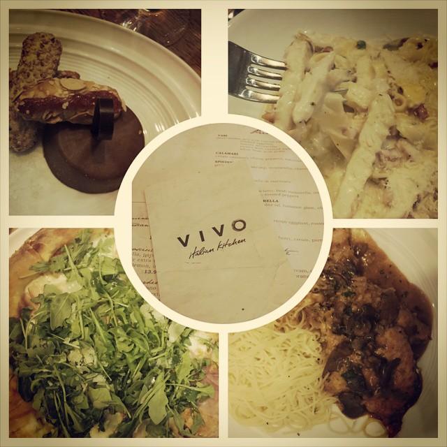 Universal Studios Orlando, Vivo Italian Kitchen, Universal CityWalk
