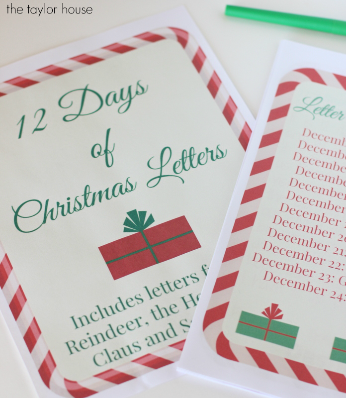 Start out by printing the Letter of Distribution schedule so you know ...