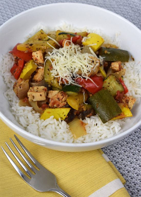 Delicious and Healthy Chicken Vegetable Medley Recipe!