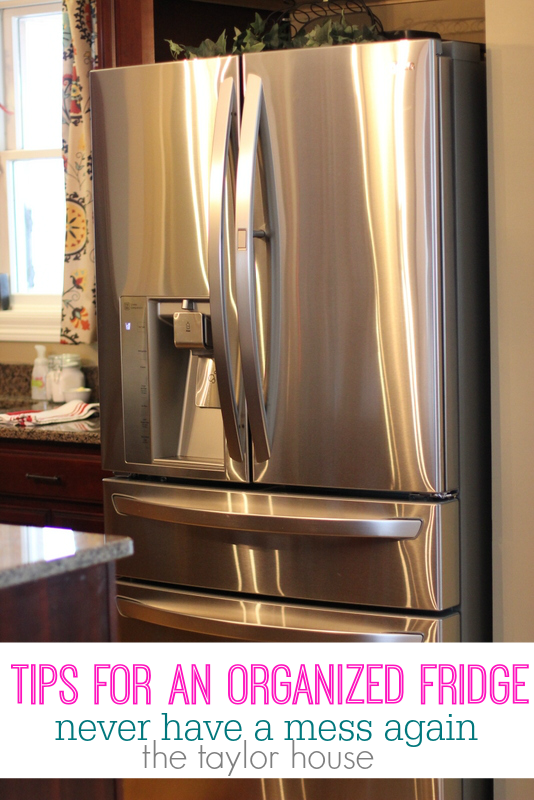 Easy Tips and Tricks for Fridge Organization that make life easier!