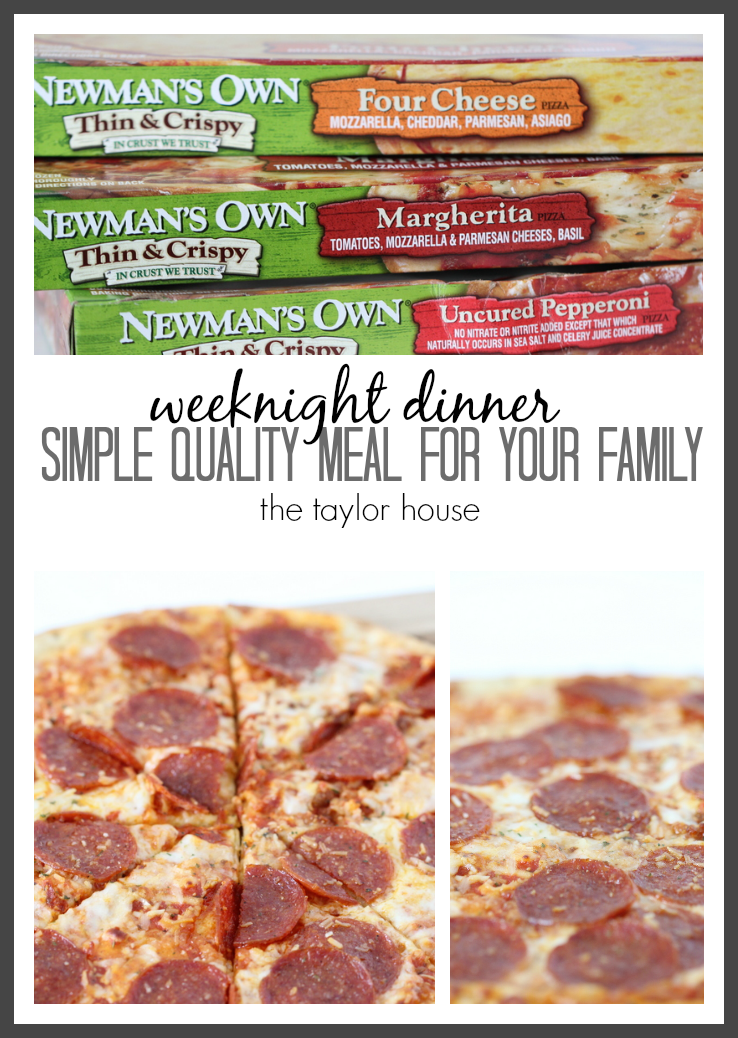 Simple Weeknight Meal Ideas for Your Family!