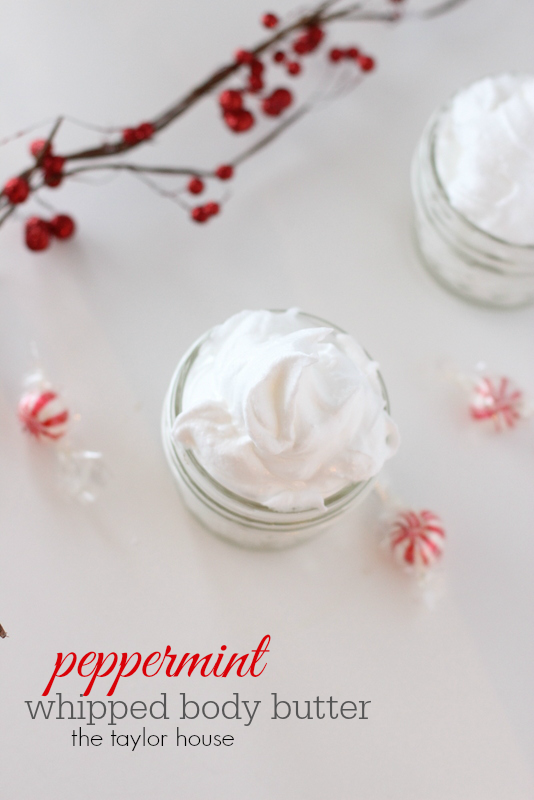 PeppermintBodyButter