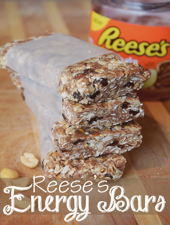 Reese's Energy Bars
