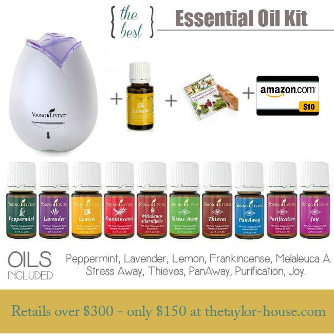 Taylor House Essential Oils
