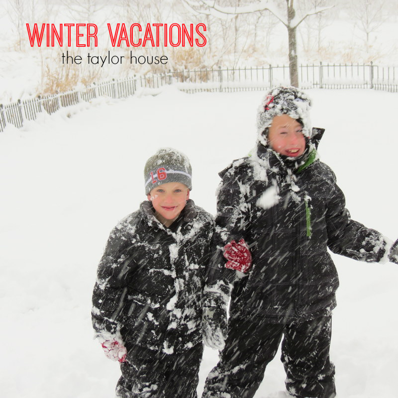Winter Fun Vacations in Wyoming!