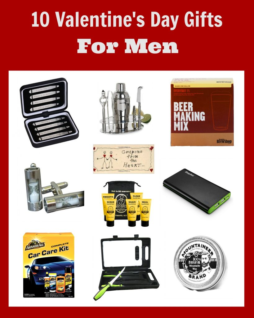 Valentine Gifts for Men, Valentine's Day Gifts For Men