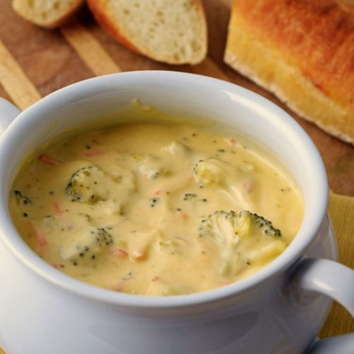 Broccoli Cheese Soup