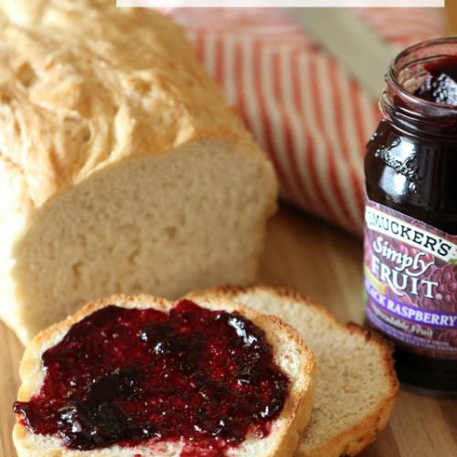 Grandma's Homemade English Muffin Bread