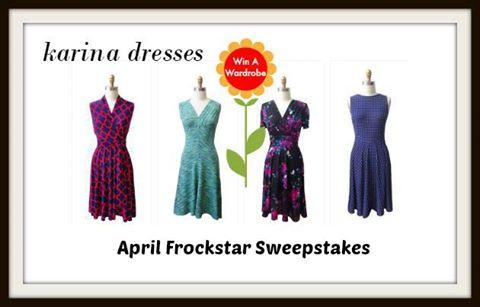 Karina Dress $500 Giveaway!