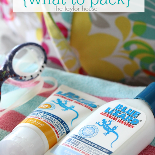 Summer Beach Bag: What to Pack