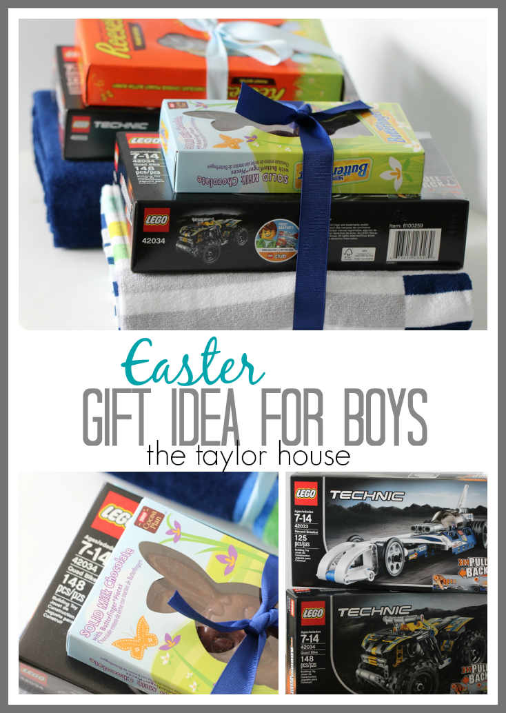 Fun and Simple Easter Gift Idea for Boys!