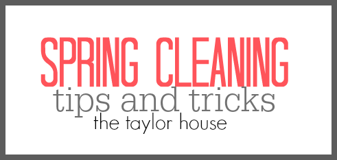 Over 30 Spring Cleaning Tips and Tricks PLUS a FREE Cleaning Checklist!