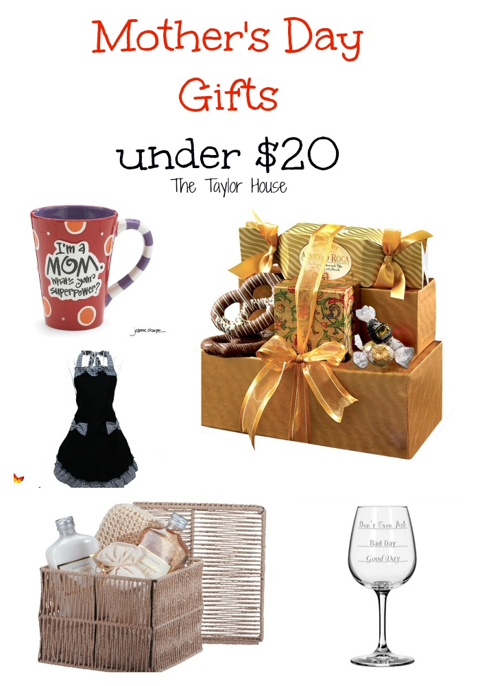 Unisex Gifts Under 20 mother's day gifts under $20 | the taylor house