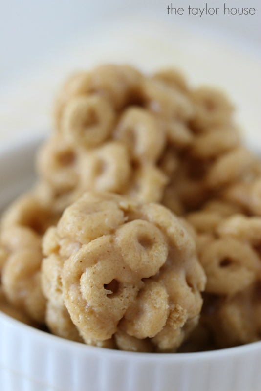 Five Ingredient Cheerio Treats that your kids will love!