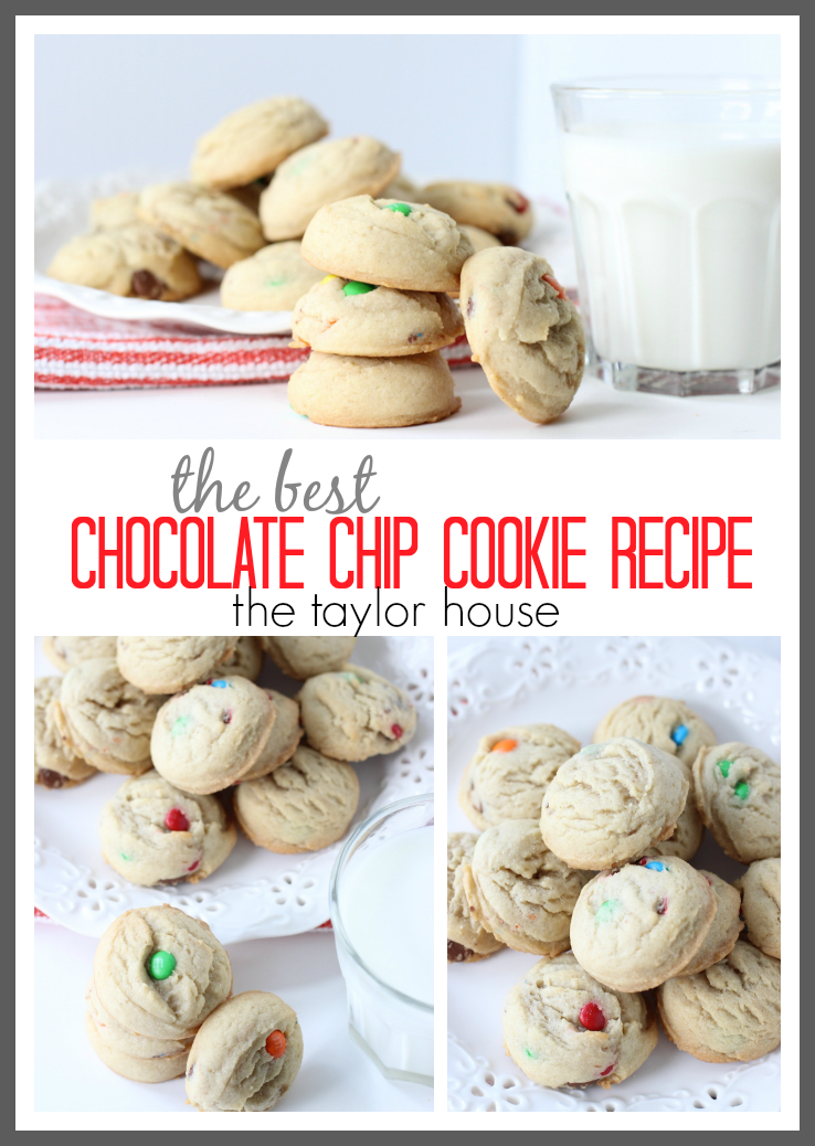 The Best Chocolate Chip Cookie Recipe for National Chocolate Chip Cookie Day!