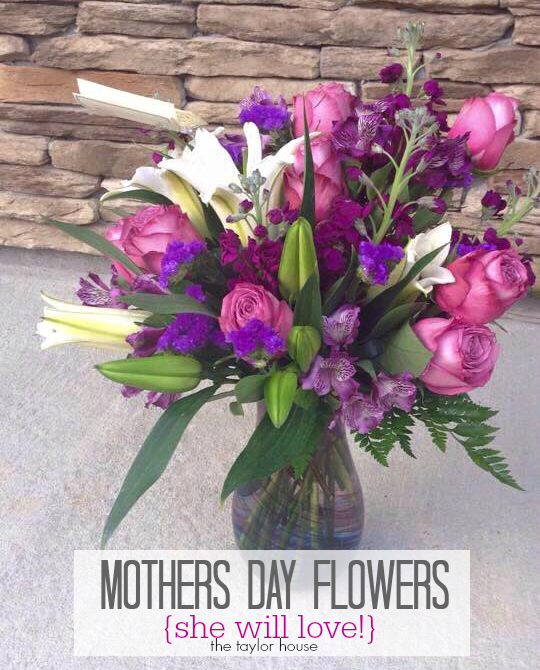 Send Mom a beautiful Mothers Day Flowers Bouquet from Teleflora!
