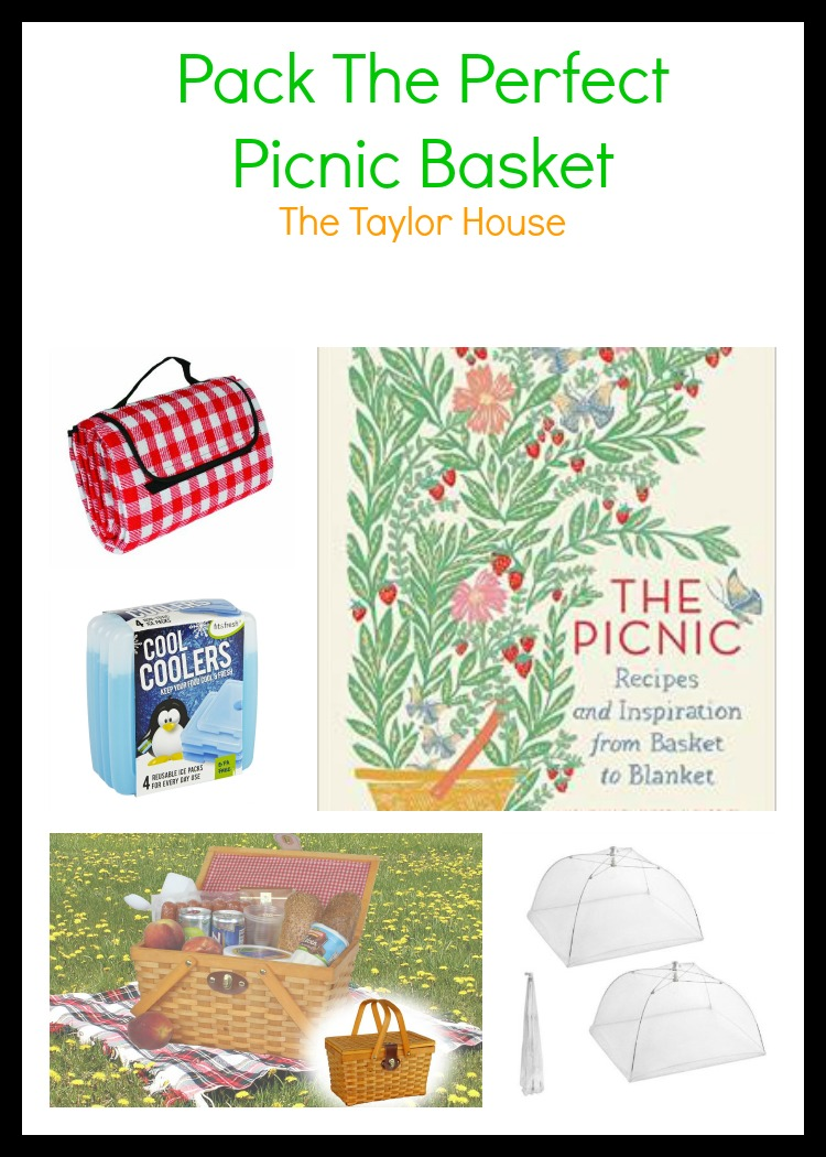 Tips on Packing the Perfect Picnic!