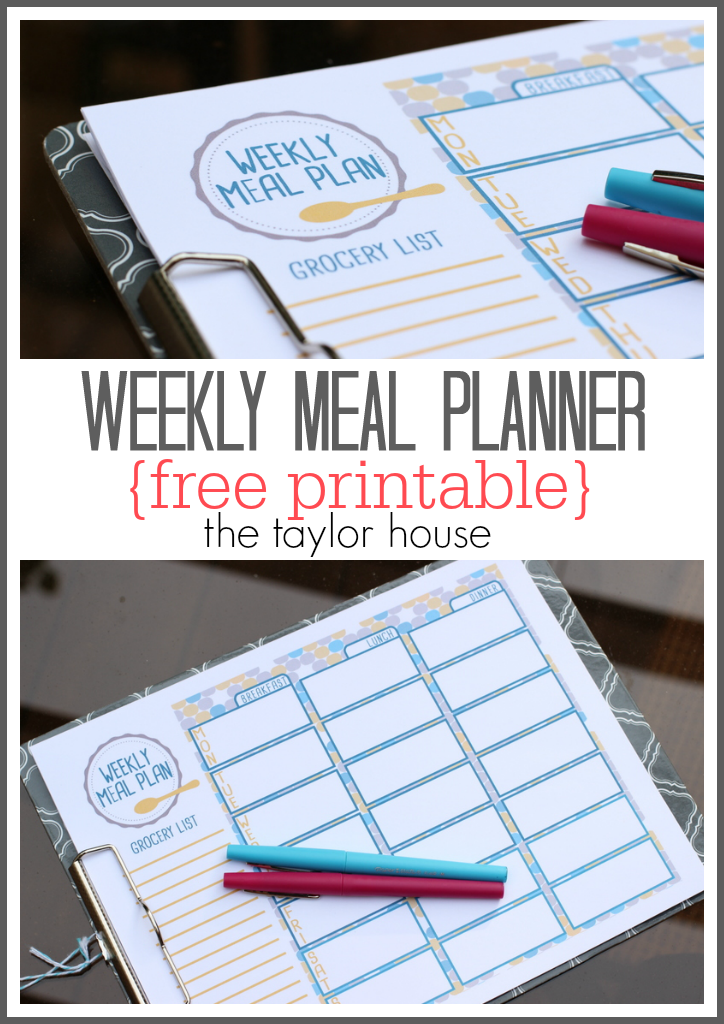 Easy Tips and Tricks for Summer Meal Planning!