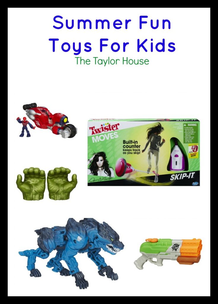 Summer Fun Toys for Kids!