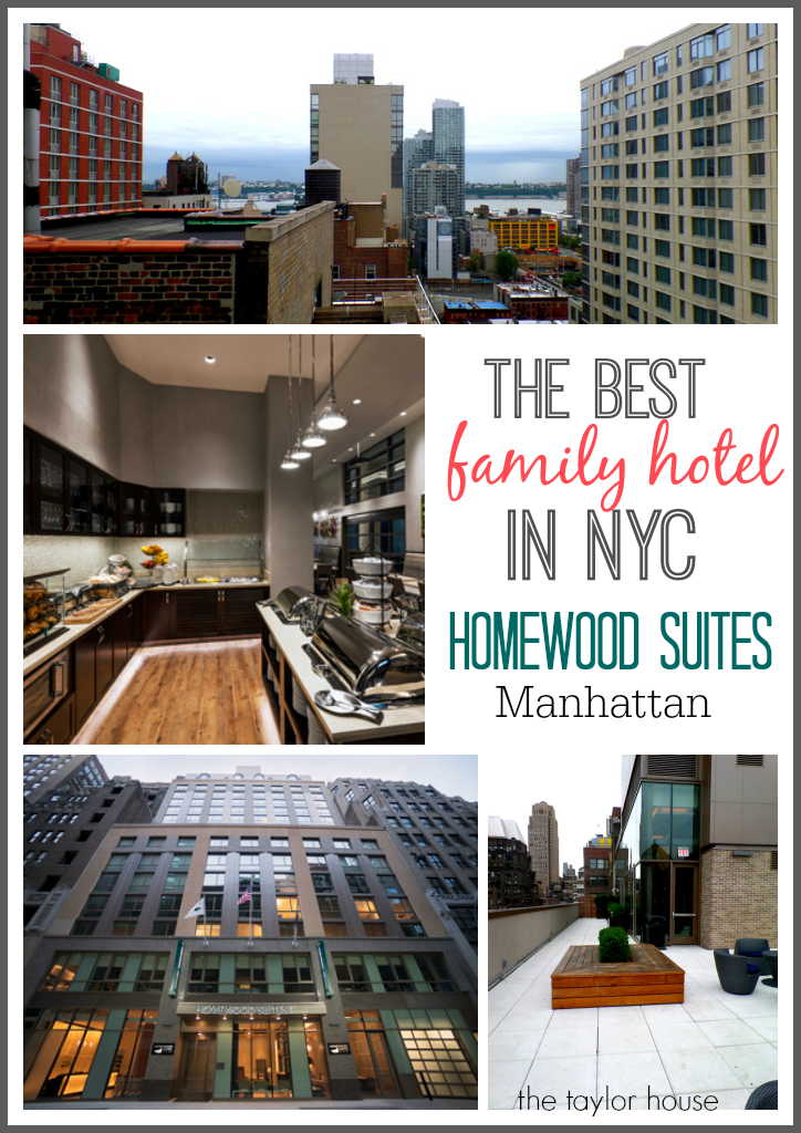 The Best Family Hotel in NYC!