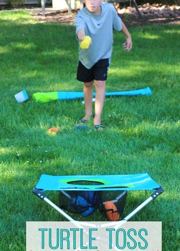 Summer Fun: Turtle Toss