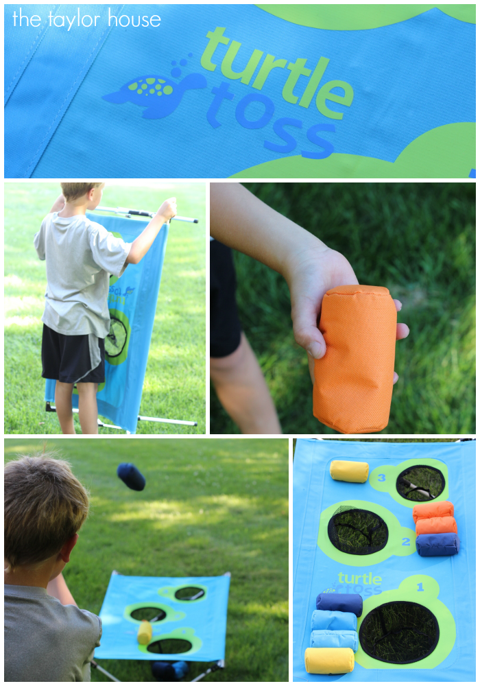 Summer Fun Games for Everyone: Turtle Toss