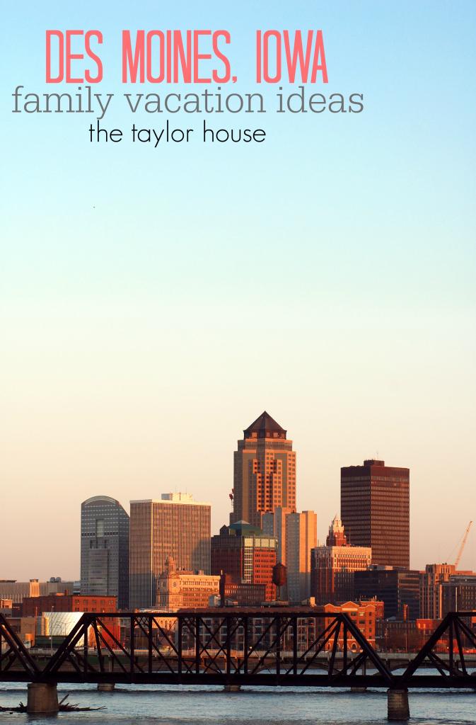 Traveling Iowa: Des Moines