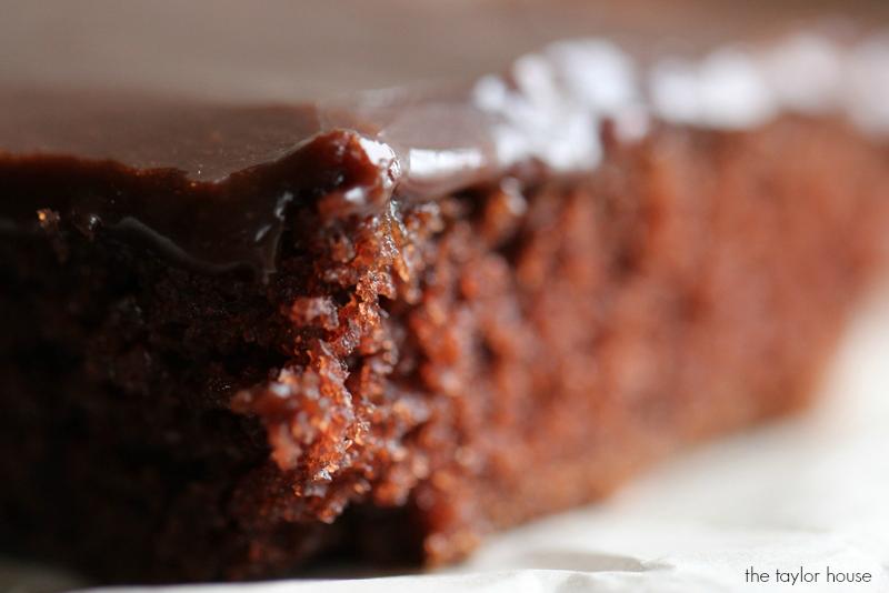 Grandma's Texas Sheet Cake Recipe!