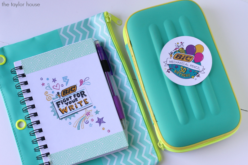 Travel Journal For Kids with BIC!