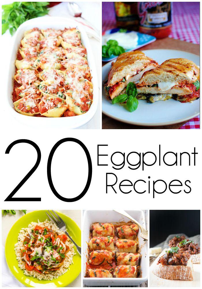 20 Delicious Eggplant Recipes