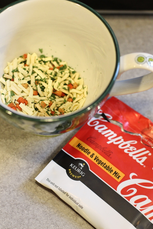 Delicious and simple to make Homemade Croutons with Campbell's Soup!