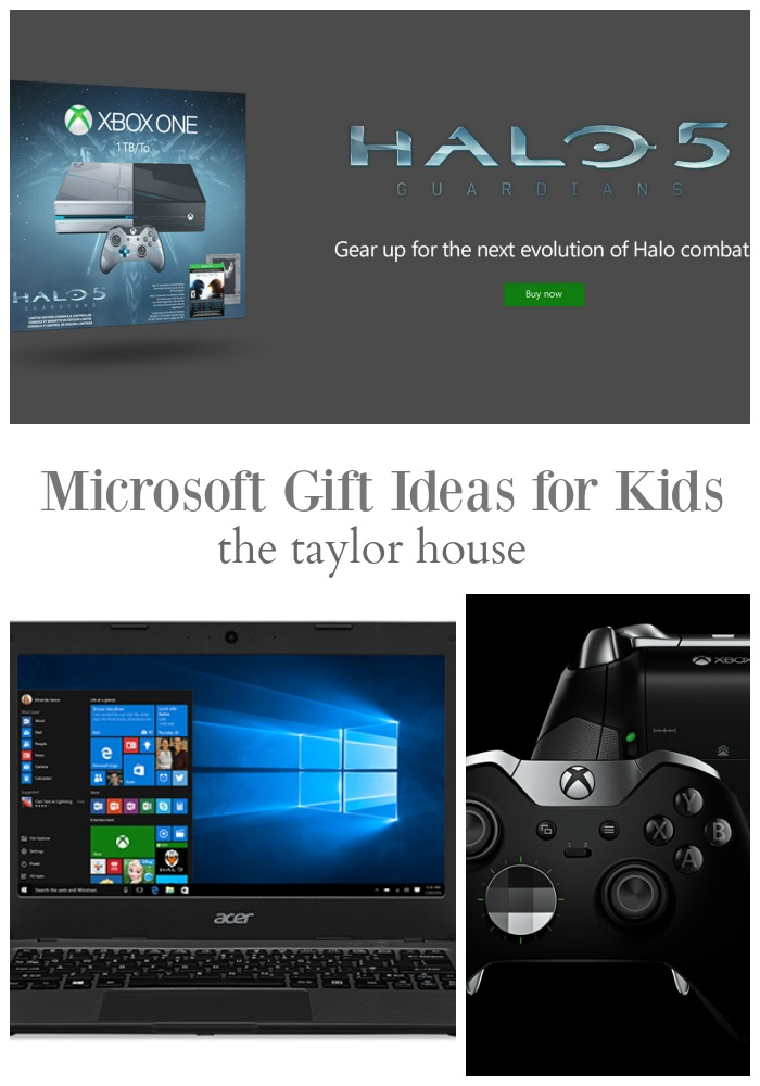 The best Microsoft Gifts for Kids!