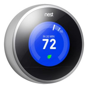 How to use the Nest to make your home the perfect temperature!