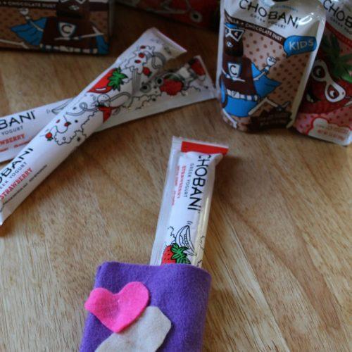 Kids Activities: Doc McStuffins Inspired Yogurt Sleeve
