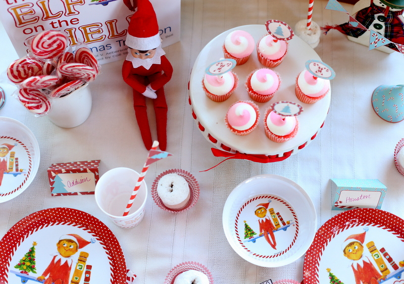 Elf on the Shelf Welcome Breakfast Party!
