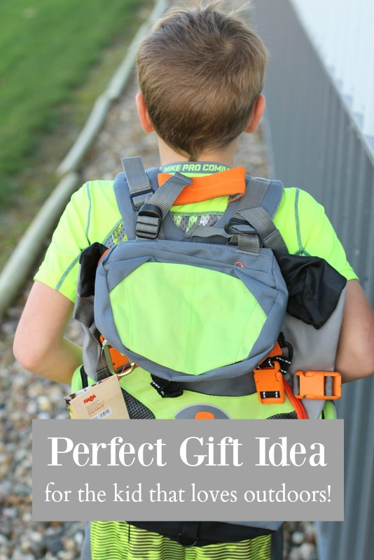 The Perfect Gift idea for the outdoor kid!