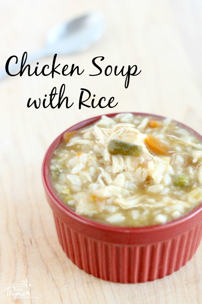 Chicken-Soup-with-Rice-Recipe